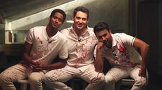 How to get away with Murder ... Wes, Asher and Connor