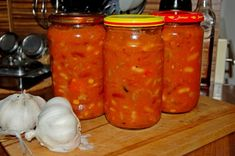Salsa, Mason Jars, Food And Drink, Chicken, Drinks, Cooking, Kitchen, Blog, Canning