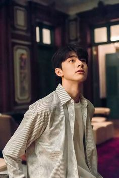 Do you ever hesitate about geographical distance? Because I cherish the distance between me and him. Our distance is the sky hurt, Please, that distance is too big for me. Beautiful Boys, Pretty Boys, Cute Boys, Cute Asian Guys, Asian Boys, Korean Boys Ulzzang, Ulzzang Girl, Li Hong Yi, O Drama
