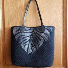 Hawaiian style quilt