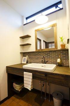 アンティーク小物が似合うカフェのようなLDKが寛ぎポイントのお家|ヤマジホーム|徳島で建てるオシャレな注文住宅ならヤマジホーム