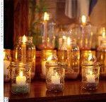 Candle ambiance