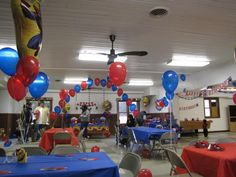 great pictures/ideas for spiderman party