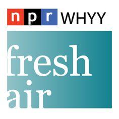 Featuring Melody Kramer, Associate Producer for NPR's Fresh Air #JustTalking