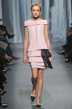 Défilé Chanel Printemps-été 2011 Haute couture | Le Figaro Madame