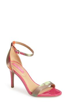 Isaac Mizrahi New York 'Popular' Sandal (Women) available at #Nordstrom --These are available in all navy blue