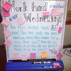 Today's message that ended up being an afternoon message after our wax museum presentations this morning! Daily Writing Prompts, Writing Topics, Writing Ideas, Afternoon Messages, Morning Messages, Classroom Quotes, Classroom Activities, Morning Activities, Bell Work
