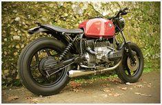 '92 R80 BMW BratTracker - Pipeburn - Purveyors of Classic Motorcycles, Cafe Racers & Custom motorbikes