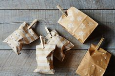 Wrap up the prettiest presents this holiday season.