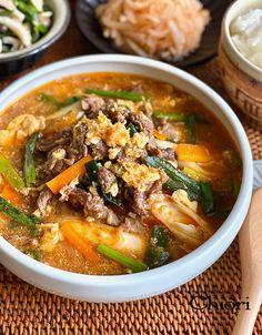 Sushi Recipes, Meat Recipes, Asian Recipes, Cooking Recipes, Healthy Recipes, Ethnic Recipes, Indonesian Recipes, Japanese Food Dishes, Good Food