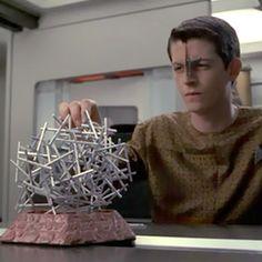 Icheb aka Manu Intiraymi Star Trek: Voyager
