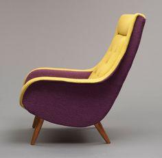 Teak Lounge Chair   Bengt Ruda for ESA Möbelvaerk   1950s
