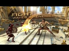 Gods Of Egypt - Best Android Game + gameplay - Andrasi.ro