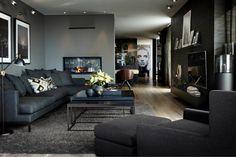 - Lilly is Love House Of Turquoise, Sofa Design, Interior Design, Söderhamn Sofa, Living Room Designs, Living Room Decor, Glass Cabinet Doors, Amish Furniture, Flat Design