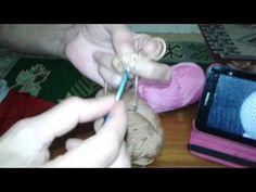 Amigurumi Kaplumbağa : kafa yapımı 1.bölüm - YouTube