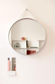 strap mirror by hay hay and mirror. Black Bedroom Furniture Sets. Home Design Ideas