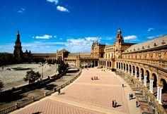 Travel information for Seville