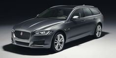 The Jaguar XF Sportbrake will be pricey, with lots of gadgets rich car customers insist on, such as electronic automatic braking, and automated park assist. Jaguar Car Logo, New Jaguar, Jaguar Xf, Jaguar Cars, Mercedes E, Diesel, Wagon Cars, Auto Motor Sport, Benz E Class