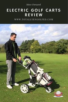 Stop lugging around your clubs by yourself! Have the best remote controlled golf cart now! Electric Golf Cart, Golf Carts, Moving Forward, Helpful Hints, Baby Strollers, Children, Remote, Baby Prams, Young Children