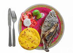 Gastronomia de venezuela