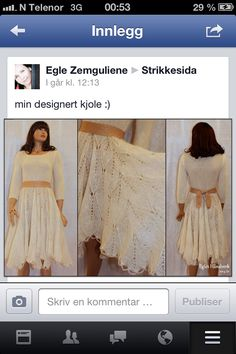 Kjole - Egle Design