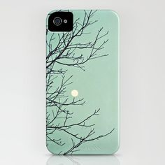 """Iphone Case - """"Holding The Moon"""" - Vintage Inspired and  Dreamy  - Cell phone Case - Fine Art Photography Cell Phone Case. $45.00, via Etsy."""