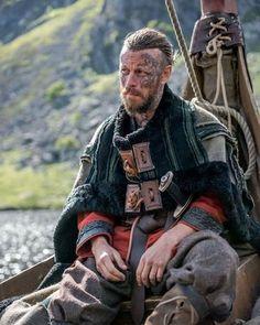 Peter Franzén ~ King Harald Finehair is a threat to Lagertha and Kattegat - Modern Vikings Travis Fimmel, Ragnar Vikings, Ragnar Lothbrok, Roi Ragnar, Vikings Tv Show, Vikings Tv Series, Sons Of Ragnar, King Ragnar, Thor