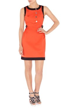 Karen-Millen-Sixties-Shift-Dress-Orange-11KM53013.jpg (875×1400)
