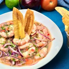 Shrimp Recipes, Pasta Recipes, Cooking Recipes, Healthy Recipes, Fish Pasta, Love Eat, Meals For The Week, Fish And Seafood, Tapas