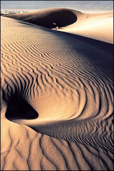 Maroc - Dunes et oasis de l'oued Drâa