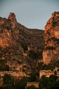 Moustier-Sainte-Marie, Alpes-de-Haute-Provence, France