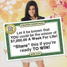 Daniella , I nominate myself as the next super prize (PCH) winner of gateway 6900. Peace and Love San Juanita Salinas