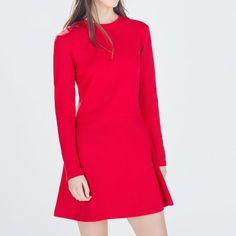 New Zara Sweater Dress