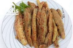 Corn Flour Eggplant Fries Recipe - The Recipe of Mary - Delicious Recipes, Healthy Toddler Breakfast, Healthy Breakfast Recipes, Healthy Recipes, Delicious Recipes, Fish Recipes, New Recipes, Salad Recipes, Turkish Recipes, Indian Food Recipes