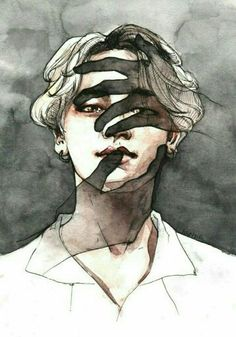 BTS Jimin fan art