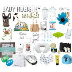 baby essential list