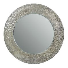 Agra Nickle Wall Mirror