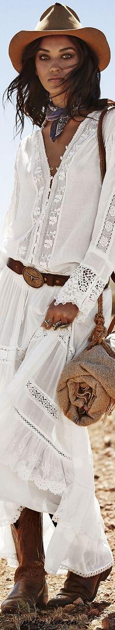 Boho Cowgirl ☮