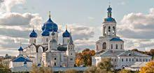 Боголюбский монастырь - фото