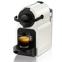 Buy a used Nespresso Inissia Espresso Coffee Machine White by Krups. ✅Compare prices by UK Leading retailers that sells ⭐Used Nespresso Inissia Espresso Coffee Machine White by Krups for cheap prices. Machine Café Nespresso, Nespresso Shop, Cappuccino Maker, Cappuccino Machine, Espresso Maker, Machine A Cafe Expresso, Espresso Coffee Machine, Coffe Machine, Coffee Time