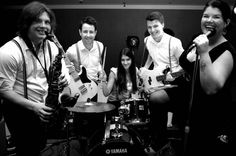 Funky Friday: Young, Energetic 5 Piece Band-making function bands cool since 2010