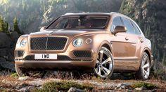 2016 Bentley Bentayga Pictures Images HD Wallpaper