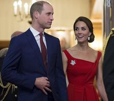 Catherine, Duchess of Cambridge and Prince William, Duke of Cambridge attend a reception at Government House on Day 3 of a Royal Tour of Canada on September 27, 2016 in Victoria, Canada. The reception was attended by leaders from British Columbia's legislature, government and judiciary.