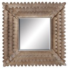 I pinned this Anastasia Wall Mirror from the Winter Essentials event at Joss and Main!