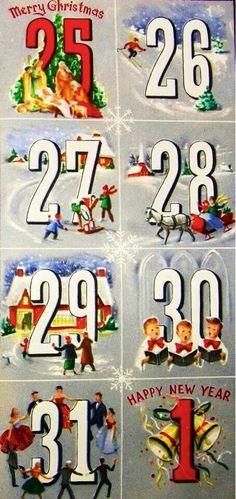 Jul og nytår!