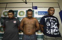 Mãe de homem acusado de estupro de turista: 'Preferia que ele tivesse matado' - Globos