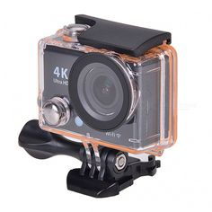 """UHD 2"""" LCD 12MP 1080P / 60fps Wi-Fi Waterproof Action Camera - Black - Free Shipping - DealExtreme Smartwatch, Apple Technology, Cool Gadgets, Gopro, Wi Fi, Action, Free Shipping, Black, Smart Watch"""