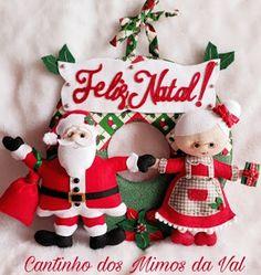Christmas Crafts Course: Make felt dolls with very cute patterns Mesh Ribbon Wreaths, Ribbon Bows, Door Wreaths, Beaded Christmas Ornaments, Christmas Wreaths, Christmas Crafts, Christmas Fireplace Mantels, Hanukkah Decorations, Seasonal Decor