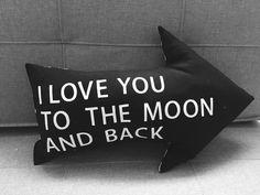 To the moon and back von Willkommen bei den *Muuschels auf DaWanda.com