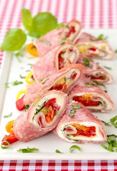 Italian Deli Roll Ups are a fun, low carb appetizer or lunch! Italian Deli Roll Ups are a fun, low carb appetizer or lunch! Low Carb Lunch, Low Carb Keto, Low Carb Recipes, Cooking Recipes, Catering Recipes, Catering Ideas, Keto Foods, Ketogenic Meals, Low Carb Appetizers